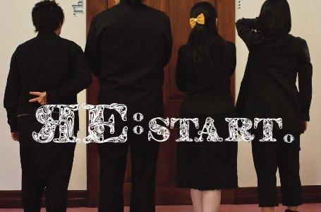 演劇ユニット螢火桜月『ЯE:start』