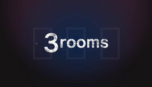 【3部屋×同時並行】NHK「3rooms」第二弾!札幌発の新感覚ドラマを見逃すな